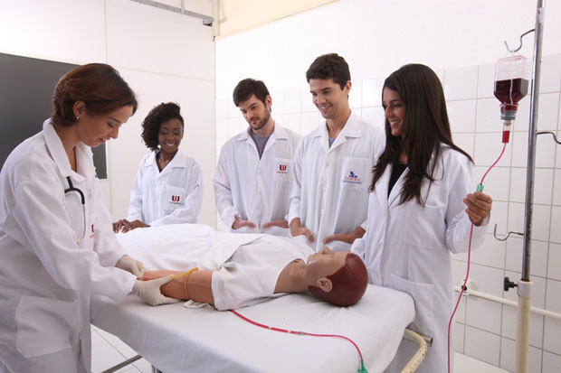 Faculdades com curso de medicina
