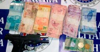 Suspeito oferece R$ 50 mil para ser liberado pela polícia