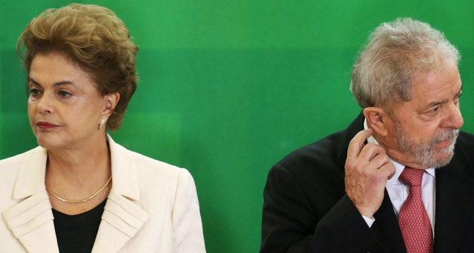 Além de Lula, Dilma trará comitiva de 35 pessoas para o Senado