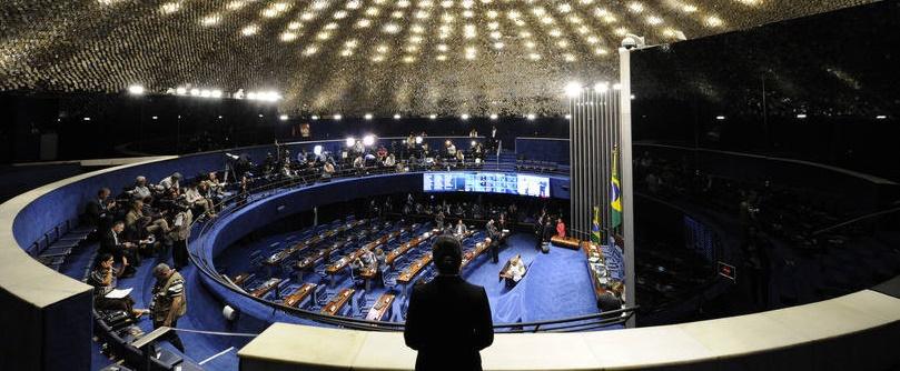 Bate-boca e acusações marcam 1º dia do julgamento de Dilma
