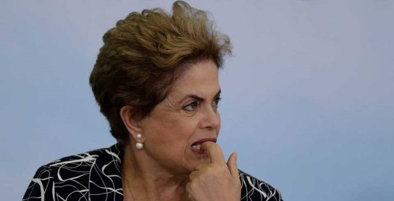 TCU propõe bloquear bens de Dilma