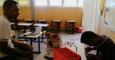 Sistema criado por alunos economiza energia elétrica