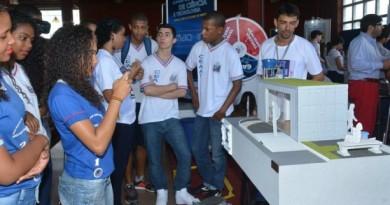 Escolas podem visitar Semana Nacional de Ciência e Tecnologia