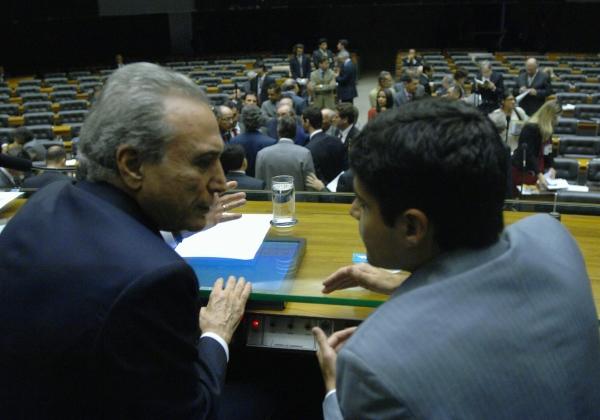 ACM Neto admite a Temer planos de concorrer ao governo em 2018