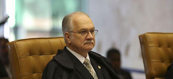 Fachin envia a Cármen apuração sobre ameaça de deputado a Marcelo Calero