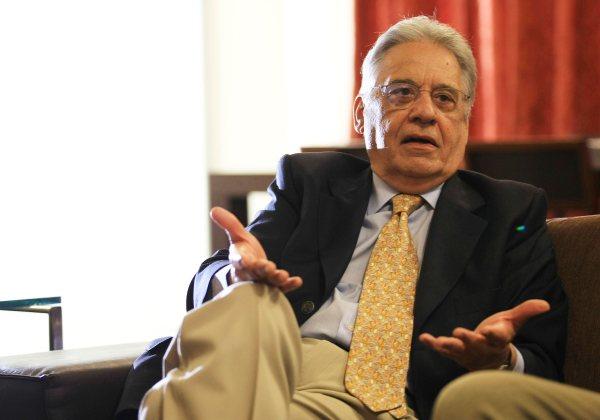 'Crise política matou partidos, incluindo PSDB', diz FHC