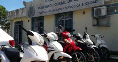 Detentos fogem de complexo policial superlotado