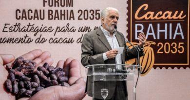 Encontro fomenta o cultivo do cacau na Bahia