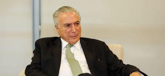 Temer diz que governo vai esperar decisão do STF sobre fretes