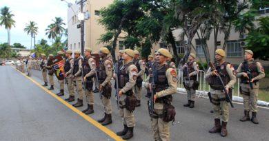 Homenagens marcam os 193 anos da Polícia Militar da Bahia
