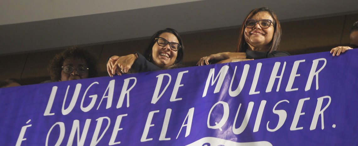 Sessão especial na Alba celebra sete anos da Secretaria de Políticas para as Mulheres do Estado