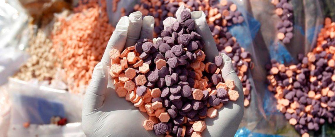 Produção e consumo global de drogas batem recorde, afirma ONU