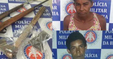 Mãe e filho são presos suspeitos de assassinato e ocultação de cadáver