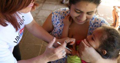Brasil tem 677 casos de sarampo confirmados
