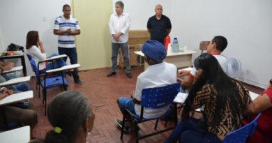 Novos quiosques da praça Ruy Barbosa serão entregues no dia 3 de setembro