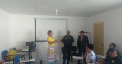 Capacitação de servidores: Guarda Municipal recebe treinamento de Coaching