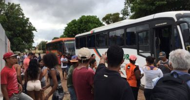 Governo de Roraima dará ônibus para repatriação de venezuelanos
