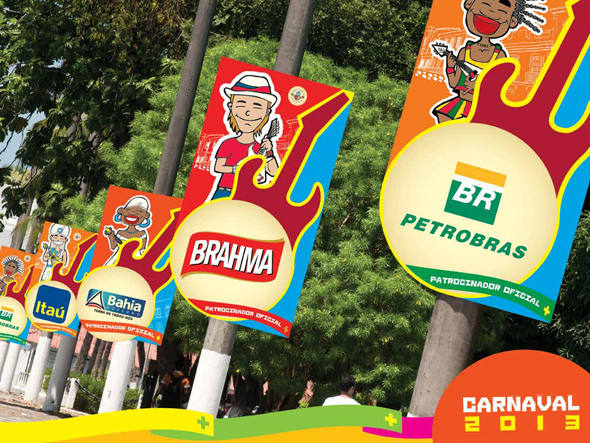 PATROCINADORES DO CARNAVAL 2013