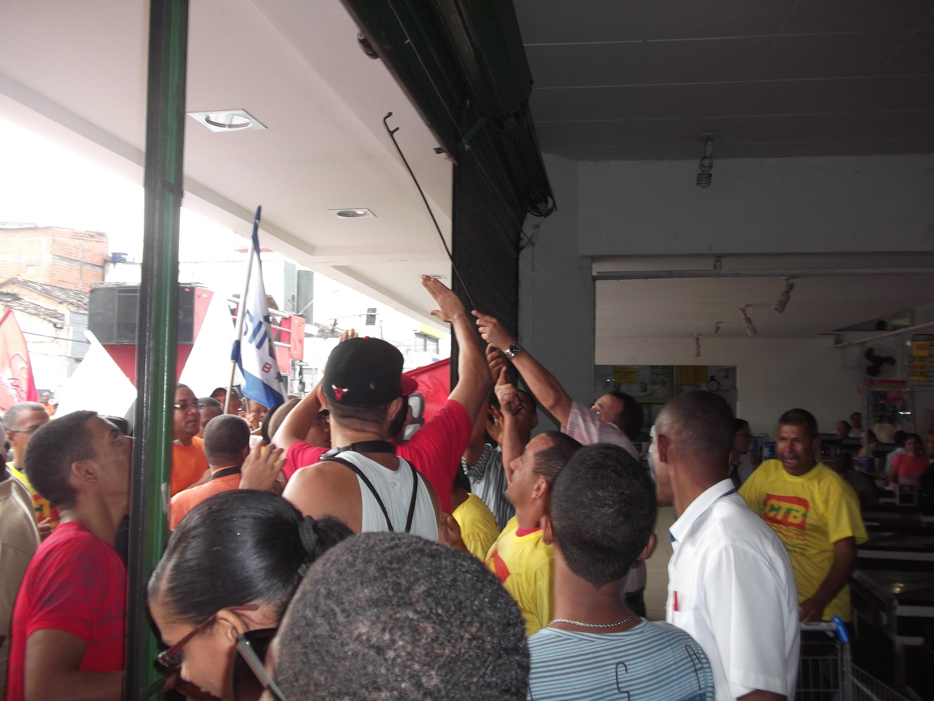 DIA NACIONAL DE LUTA 8