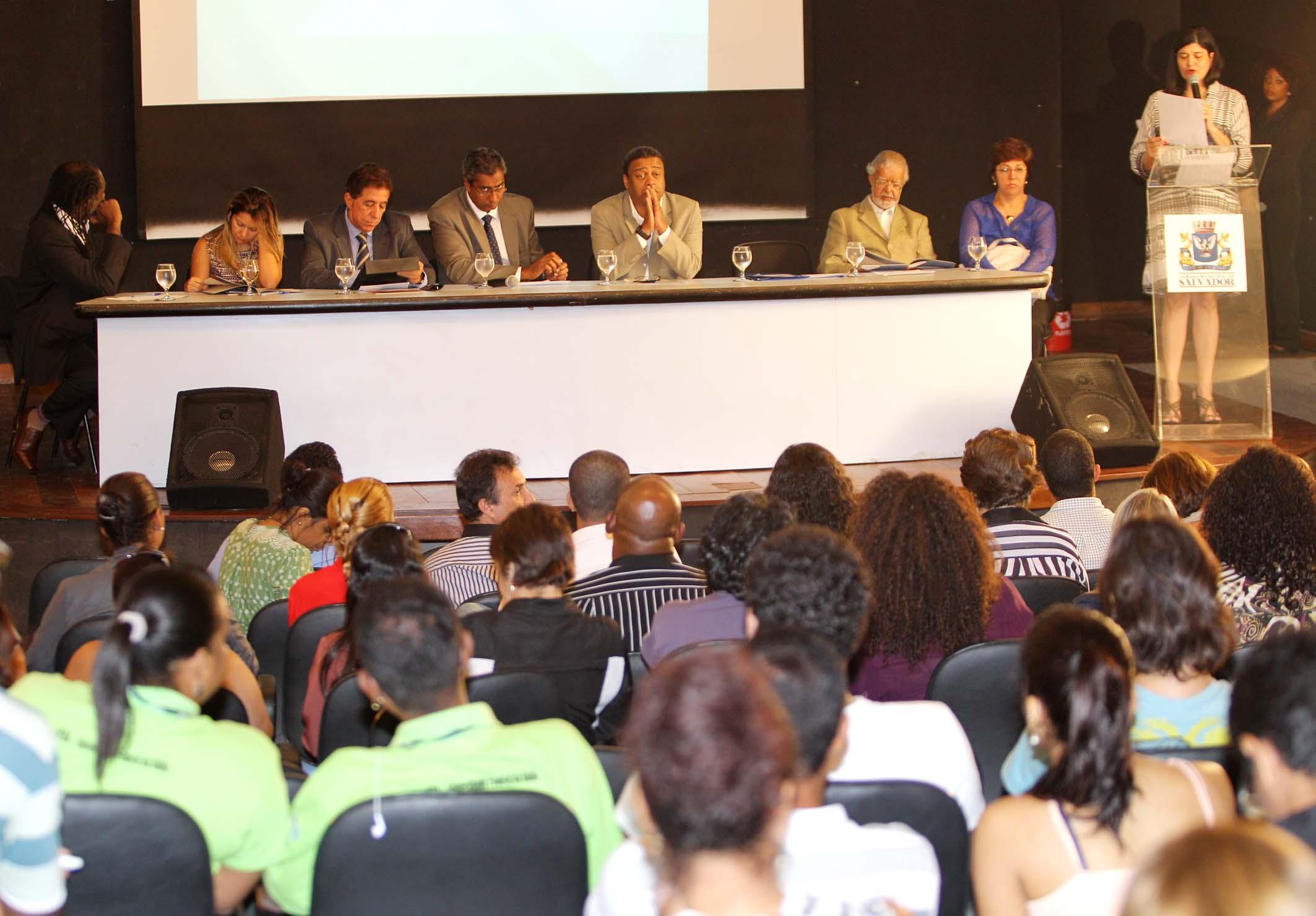 Lançamento da Política Estadual Sobre Drogas Foto: Elói Corrêa/GOVBA