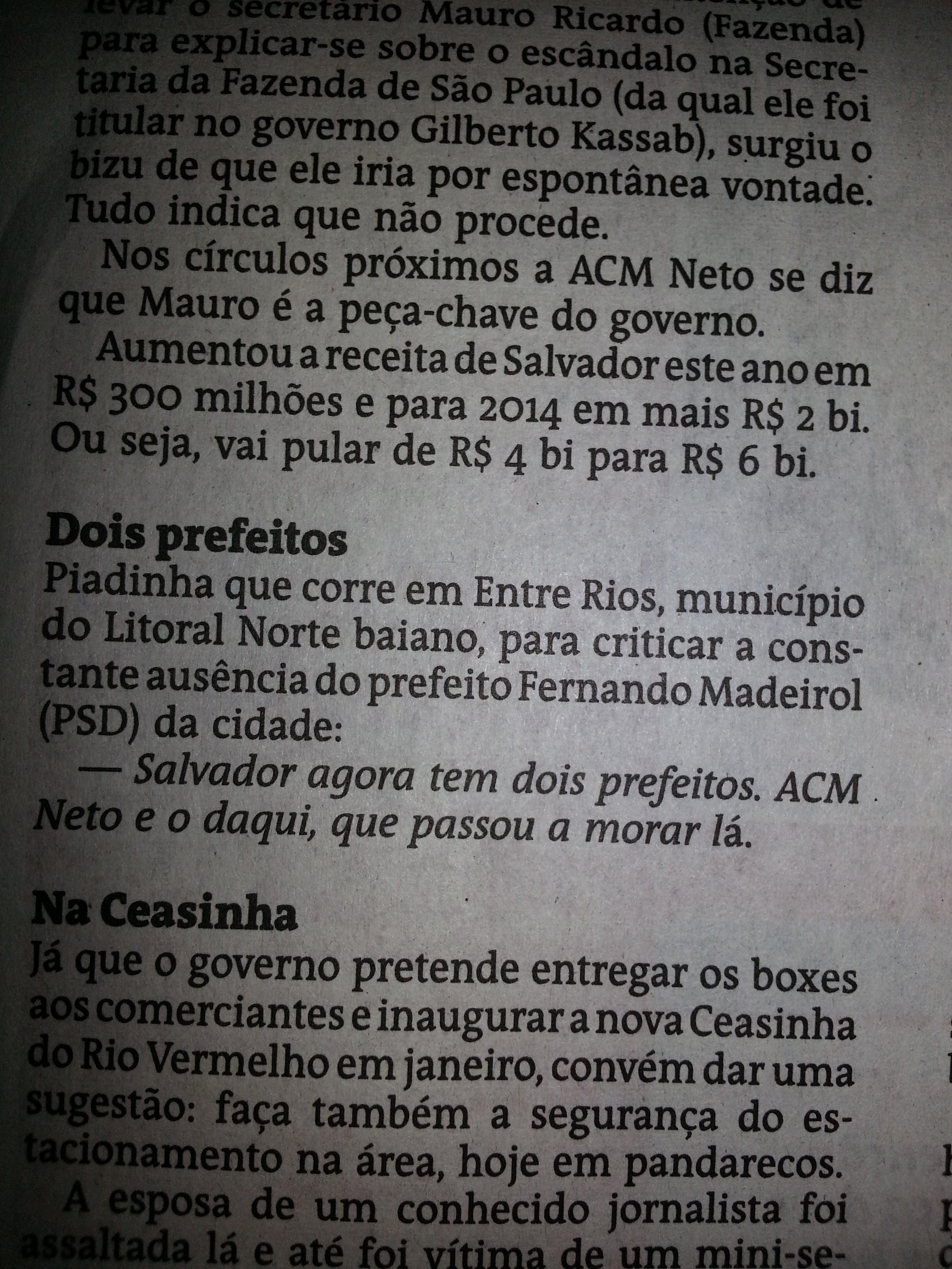 ENTRE RIOS TEMPO PRESENTE
