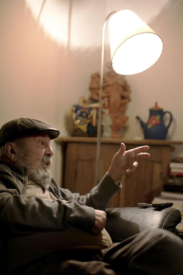 O sociólogo Francisco de Oliveira, 79, faz uma analise dos atuais protestos pelo país e dos movimentos sociais