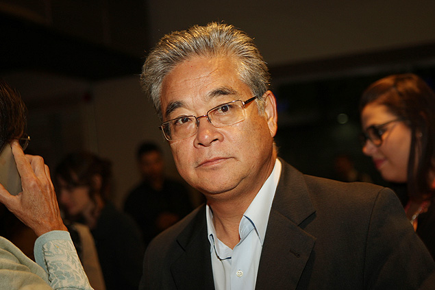 O executivo Paulo Okamotto, presidente do Instituto Lula, braço direito do ex-presidente petista