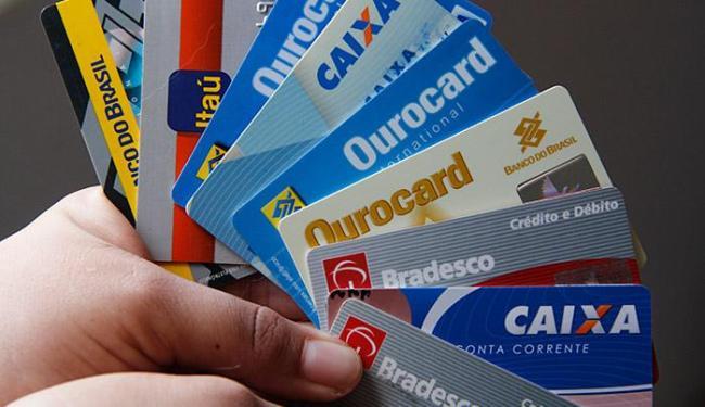 Clonagem de cartões de crédito é o crime mais frequente no mundo online - Foto: Joá Souza l Ag. A TARDE l 24.01.2013