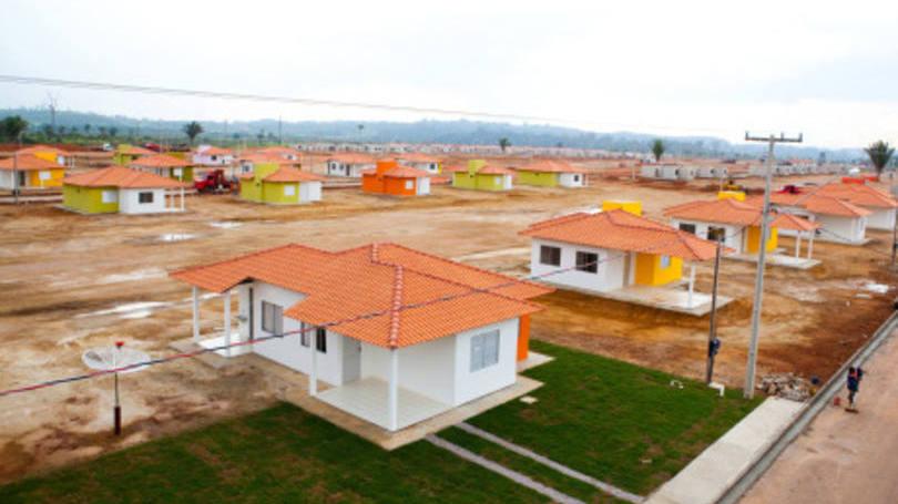 Casas populares
