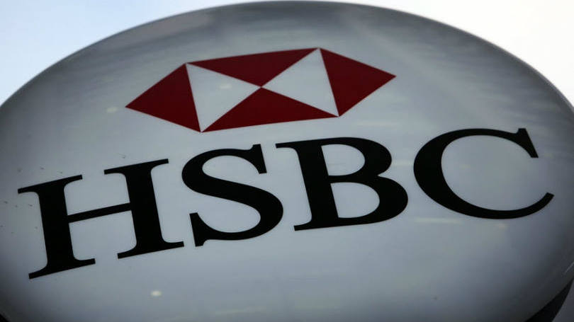 Logo do banco HSBC