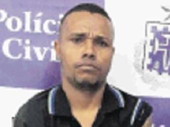 Maurício Oliveira foi preso quando levava o carro para ser vendido em Feira de Santana - Foto: Polícia Civil l Divulgação