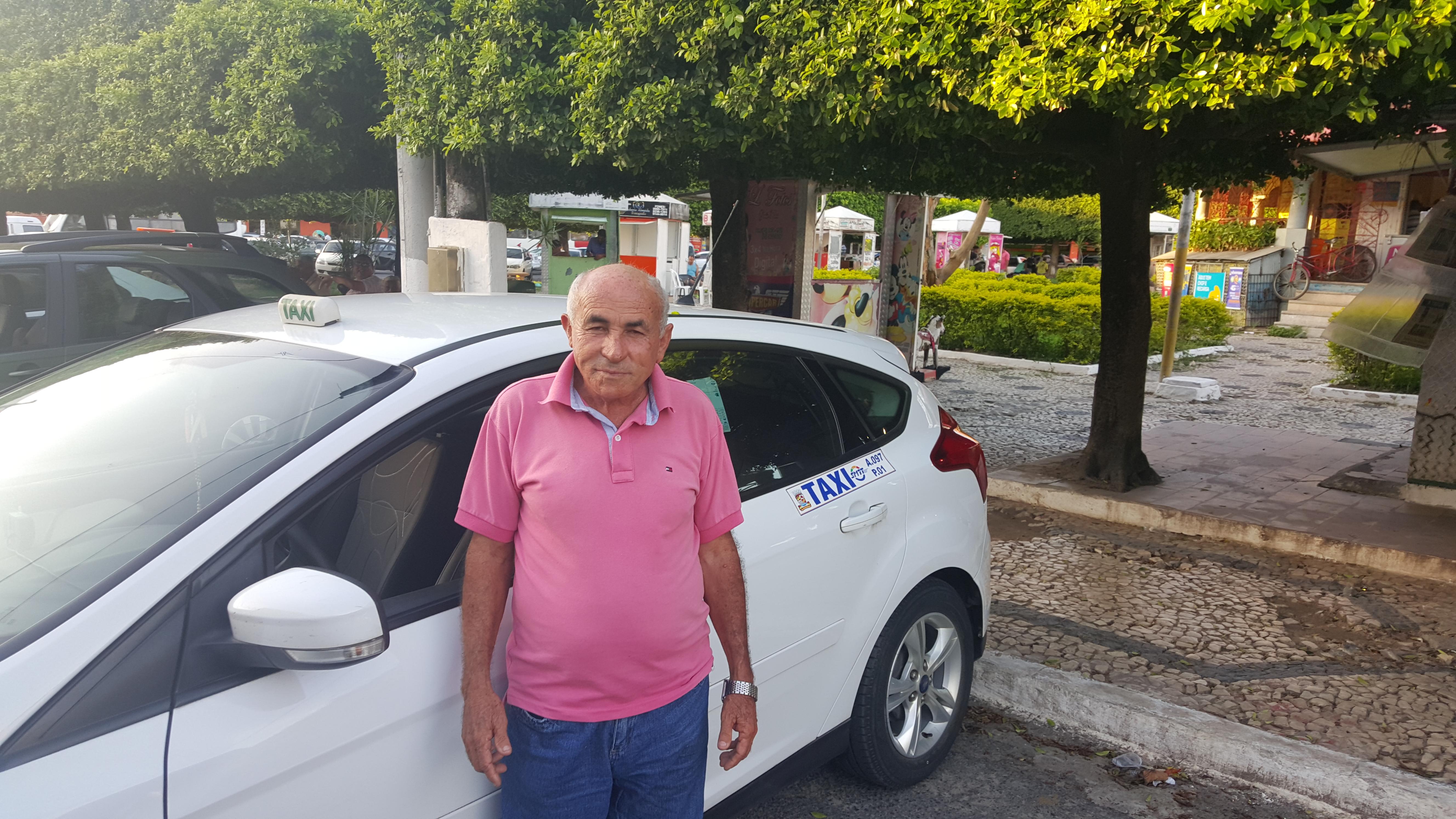 Nadinho completa 71 anos e quer continuar trabalhando na Praça J.J. ... d80be6f1316f3
