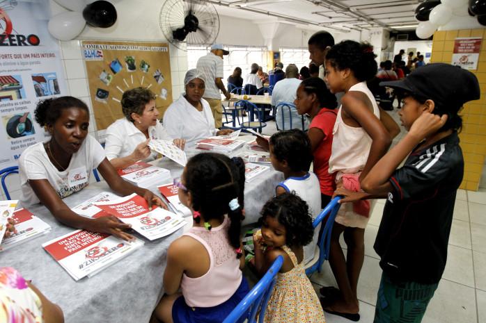 Dia Nacional de Mobilização da Educação contra o Aedes Aegypti
