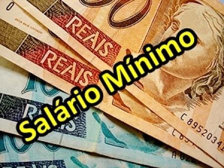 SALÁRIO MINÍMO 1