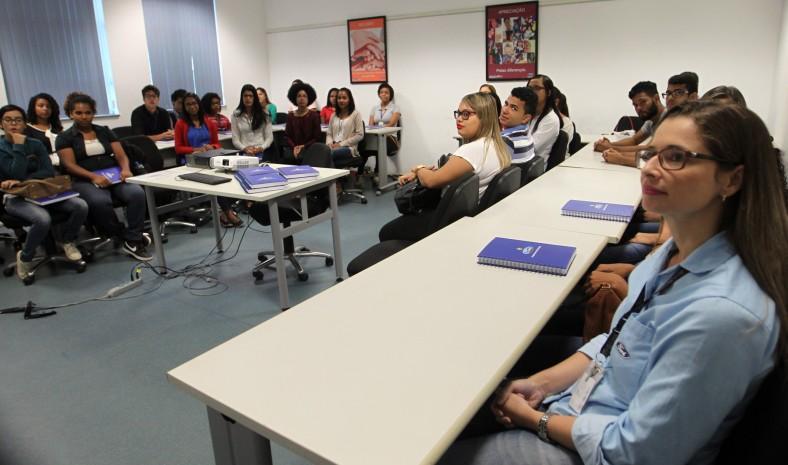 Programa Ford de educação para jovens