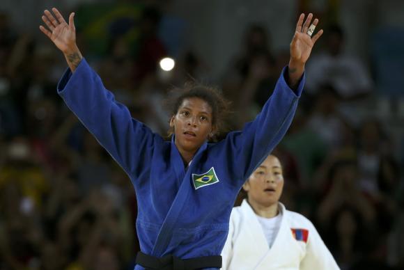 rafaela ouro judo