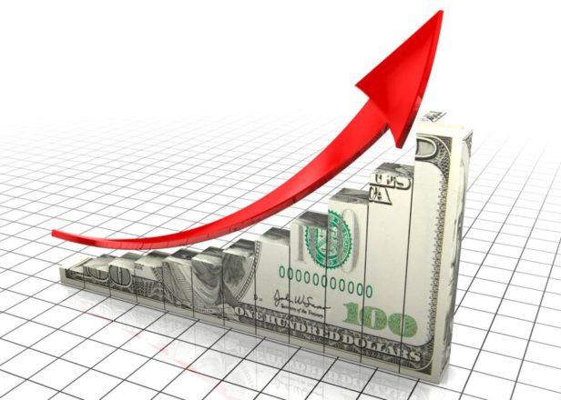 O Dólar Fechou Em Alta Pelo Segundo Dia Consecutivo Com Valorização De 1 24 Cotado A R 3 7422 Para Venda Moeda Norte Americana Também Encerrou Ontem