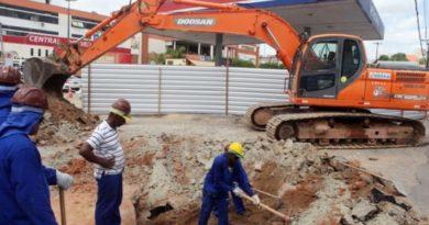 Obras de infraestrutura avançam em diversas frentes de trabalho em Alagoinhas