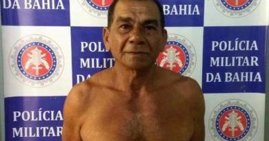 Idoso suspeito de abusar de neto é preso no interior do estado