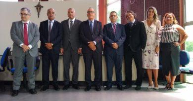 Roberto Torres participa da  solenidade de instalação da 2ª Vara Criminal de Alagoinhas