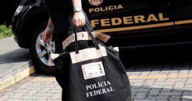 Polícia Federal deflagra nova fase da Operação Circus Maximus