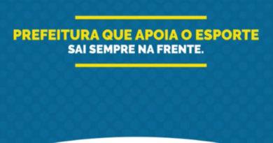 Prefeitura apoia 48 atletas na 34ª Corrida Duque de Caxias, em Jacobina