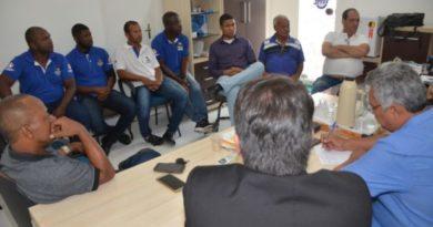 Prefeitura se reúne com Sindmetro para discutir licitação do transporte coletivo