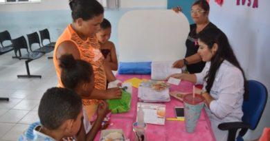 Dia D de vacinação contra o Sarampo movimenta equipe de Saúde em Alagoinhas