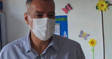 EXCLUSIVA: Prefeito Joaquim Neto testa positivo para Covid-19