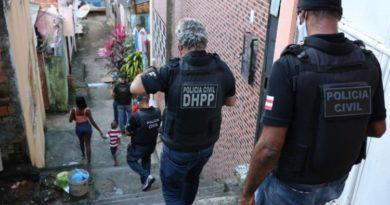 Justiça declara ilegal greve da Polícia Civil e do DPT