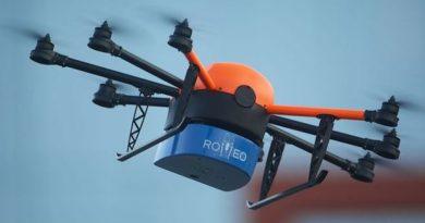 Anac autoriza voos experimentais para entrega de produtos com drones