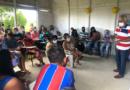 Contato com as comunidades mais carentes mostra a força política de Paulo Cezar