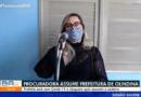 Olindina: Procuradora é nomeada prefeita interina após município ficar sem gestor por mais de 15 dias