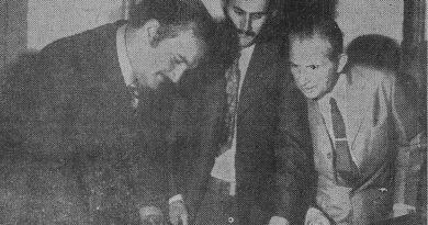 """Alagoinhas em vésperas de eleições – 1972: A """"Zebra"""". Jorge Damasceno"""